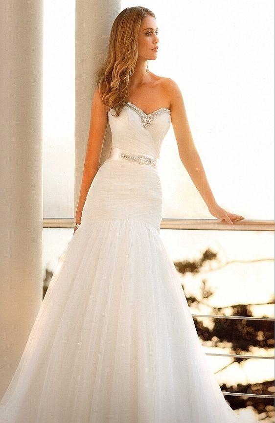 Svadobné šaty Stella York 5515 výpredaj svadobný salón Wedding Gallery Bratislava