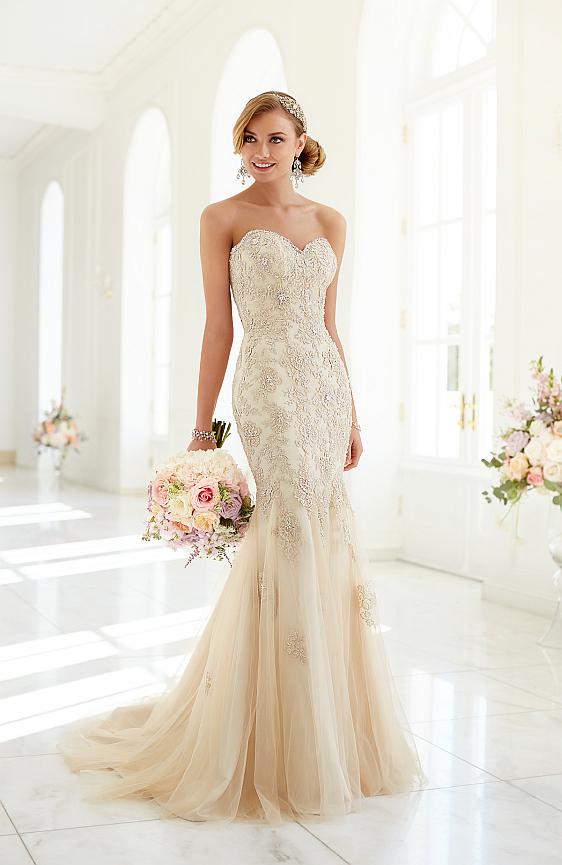 Svadobné šaty Stella York 5986 Wedding Gallery svadobný salón Bratislava