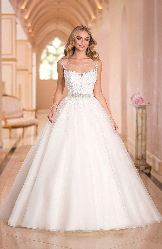 Svadobné šaty Stella York 5841 Wedding Gallery svadobný salón Bratislava