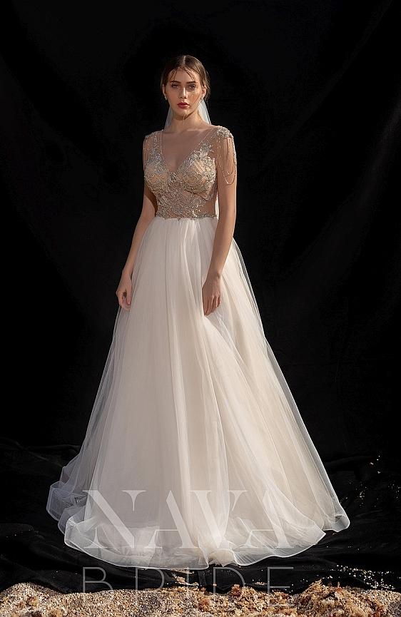 Luxusné svadobné šaty - svadobný salón Bratislava