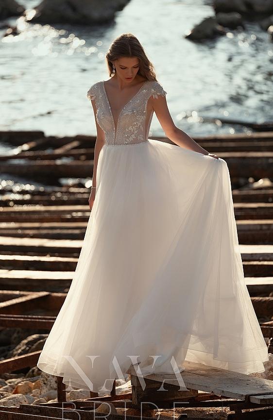 Luxusné svadobné šaty - požičovňa Bratislava
