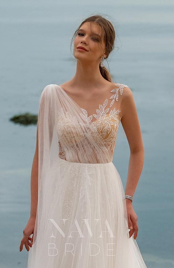 Svadobné šaty v bohémskom štýle Wedding Gallery svadobný salón Bratislava požičovňa a predaj svadobných šia