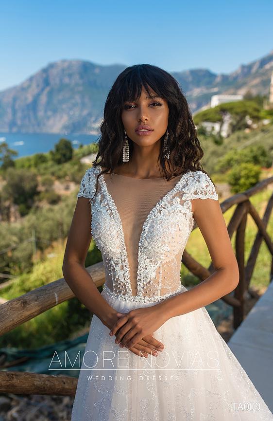 Prekrásne svadobné šaty vyrobené z jedinečnej čipky sú vydareným kúskom v ktorom zažiarite. Tie najkrajšie svadobné šaty nájdete práve teraz v našom salóne Wedding Gallery v Bratislave.