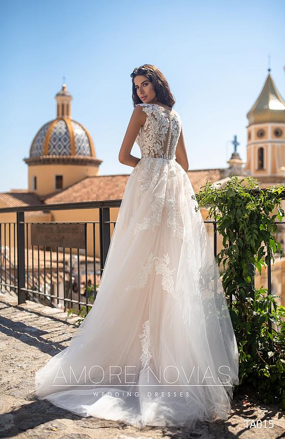Splňte si svoj sen o dokonale krásnych svadobných šatách - v našej novej kolekcii nájdete tie pravé pre váš veľký deň. Wedding Gallery svadobný salón Bratislava